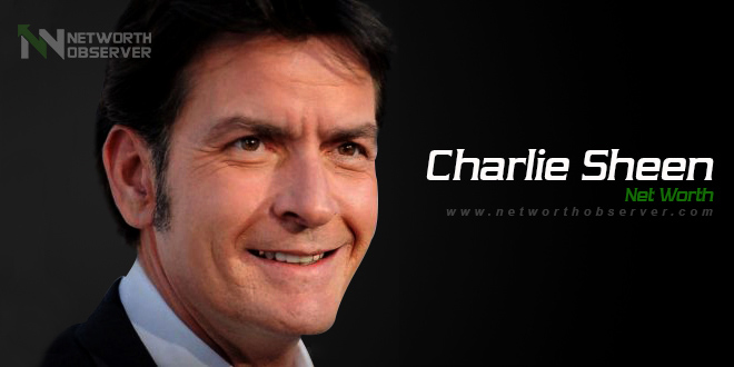 Photo of Charlie Sheen Net Worth And His Biography