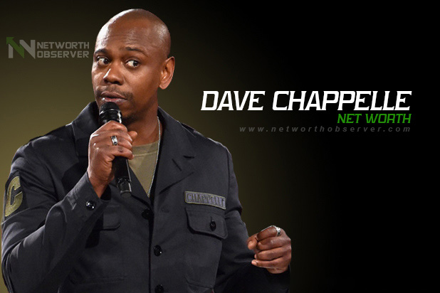 Photo of Dave Chappelle Net Worth And His Biography