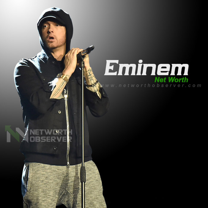 Photo of Eminem Net Worth And His Biography