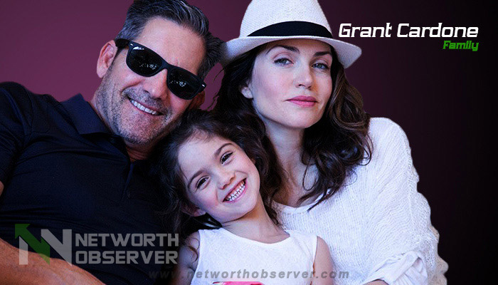 Spouse: What is the Marital Status of Grant Cardone?