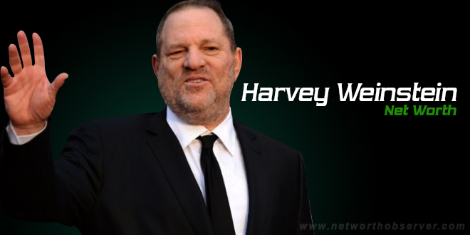 Photo of Harvey Weinstein Net Worth and Lifestyle