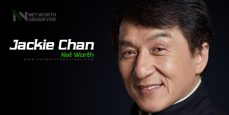 Jackie Chan's Net Worth