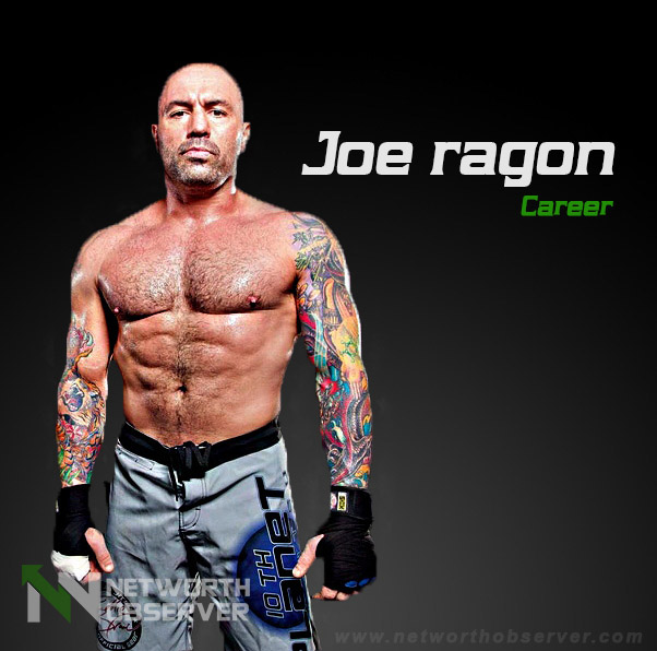 Career: How Rogan is convinced to be a Comedian?