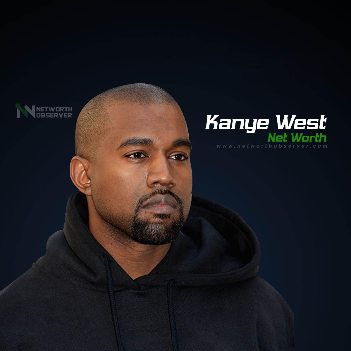 Photo of Kanye West Net Worth And His Biography