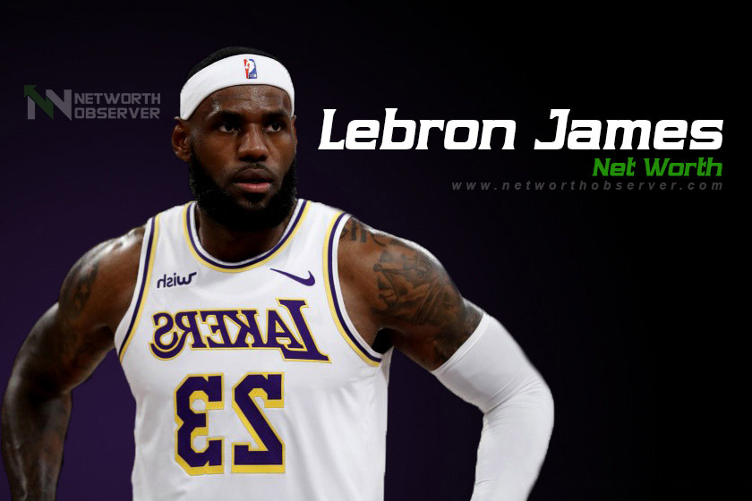 Photo of Lebron James Net Worth And His Biography