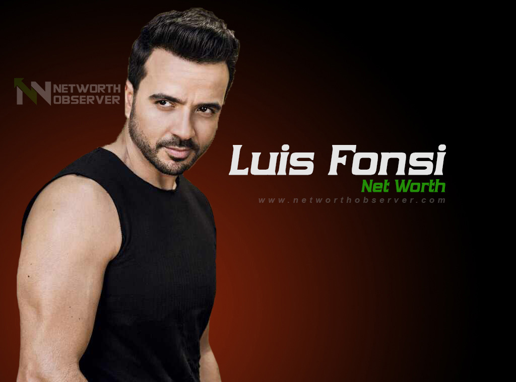 Photo of Luis Fonsi Net Worth and His Biography