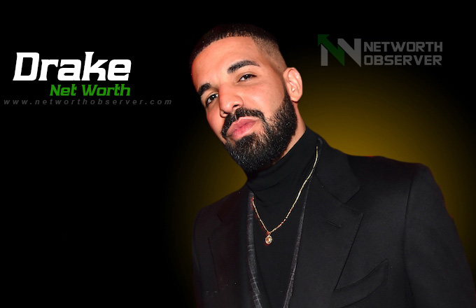 Photo of Drake Net Worth