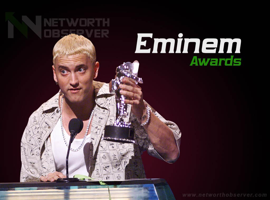Awards: What are the Achievements of Eminem during His Career?