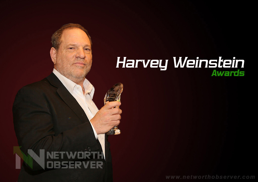 Awards: How Much Awards did Harvey Weinstein Receive During His Career?