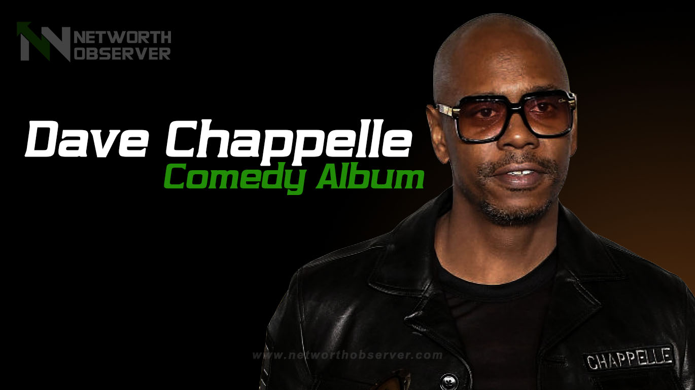 Photo of Dave Chappelle Comedy Album