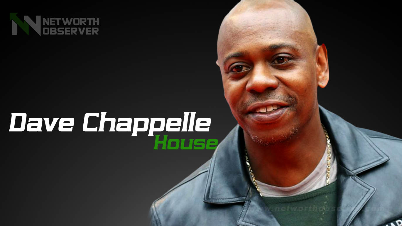 Photo of Dave Chappelle House