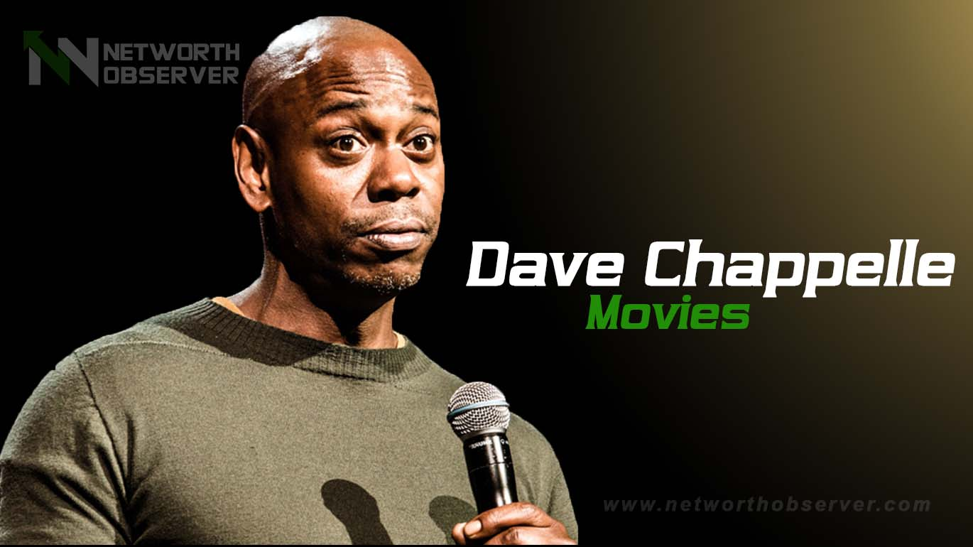 Photo of Dave Chappelle Movies