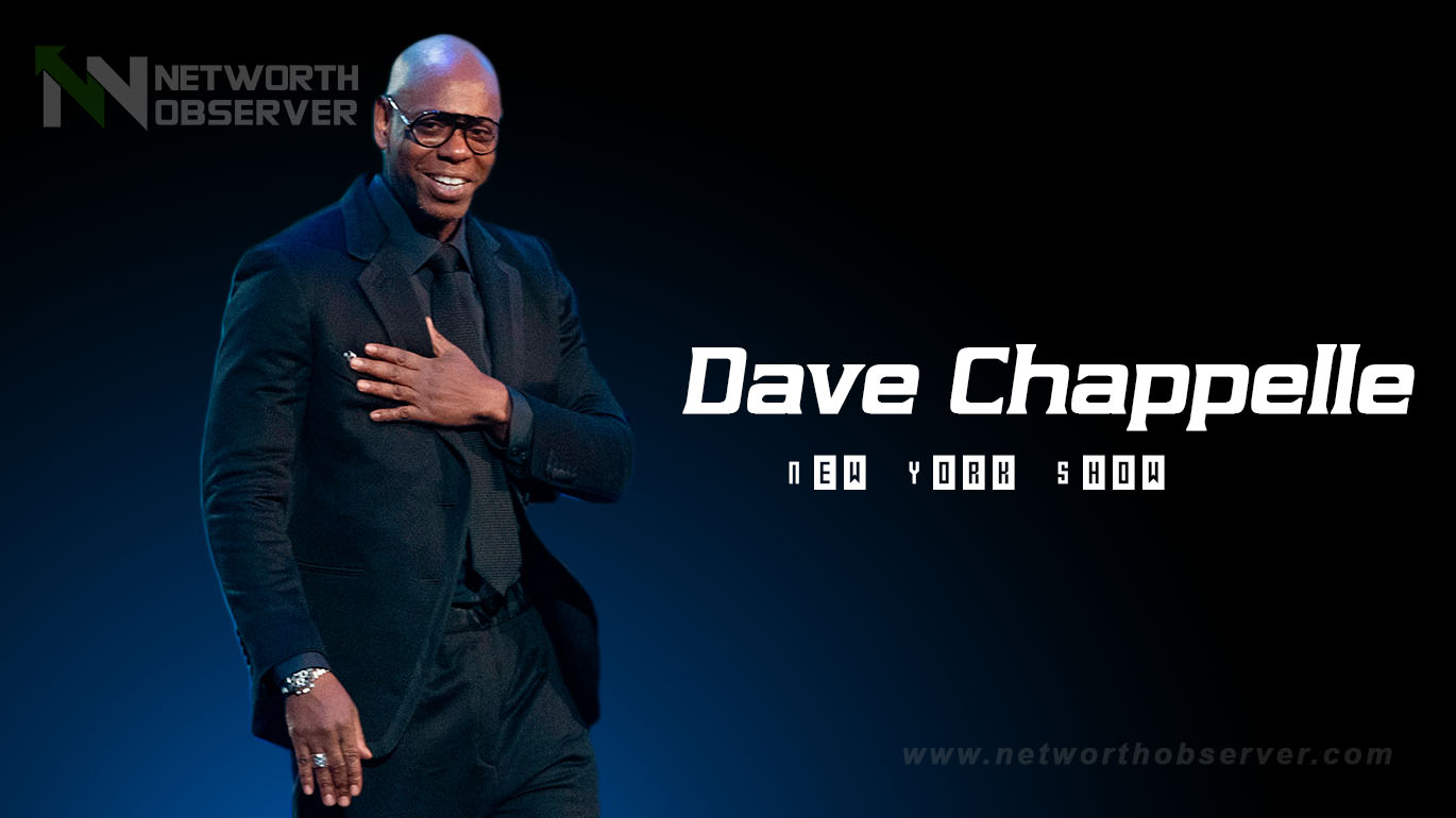 Dave Chappelle New York Show is Dominating Everyday