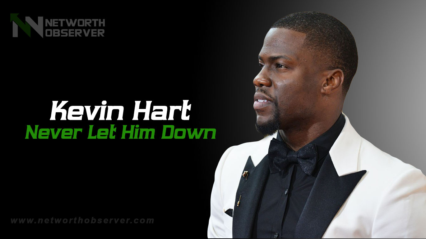 Height of Kevin Hart Never Let Him Down