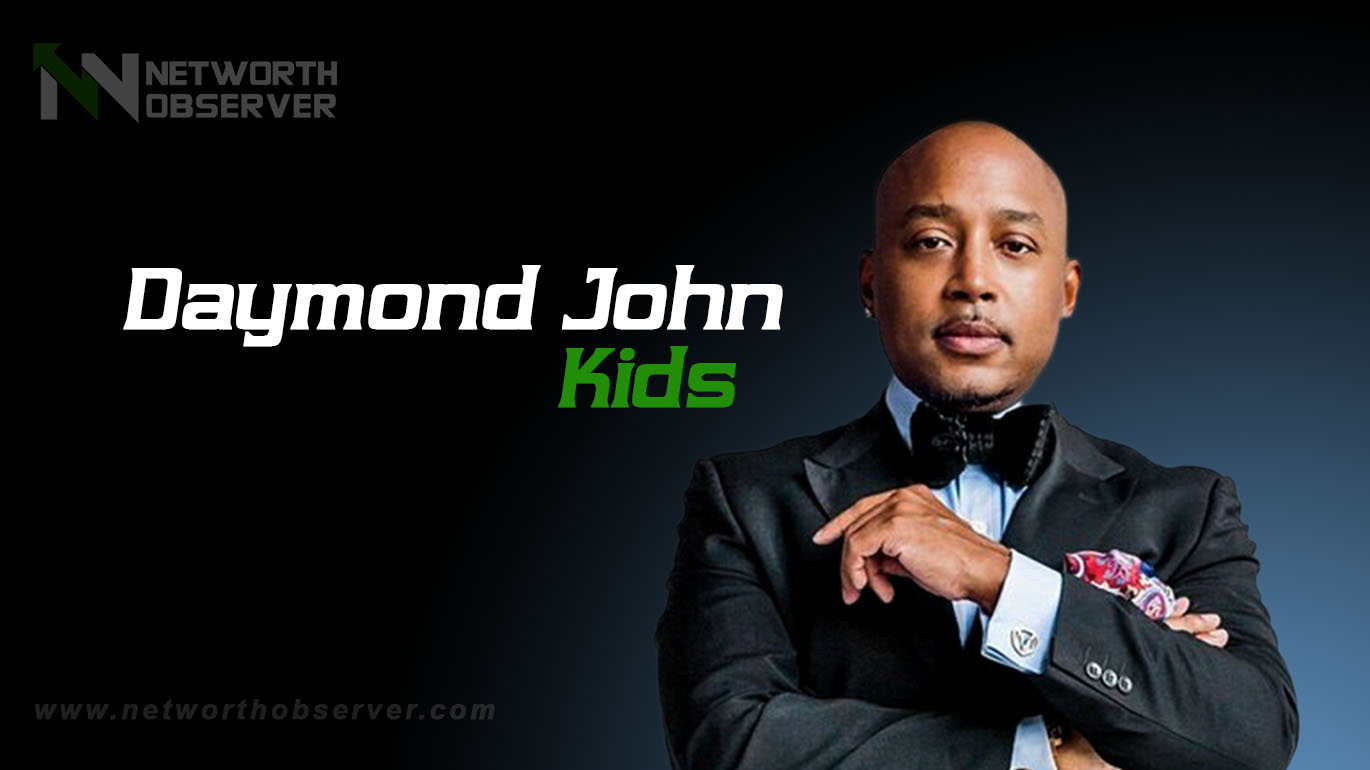 Here We Tell You About Daymond John Kids