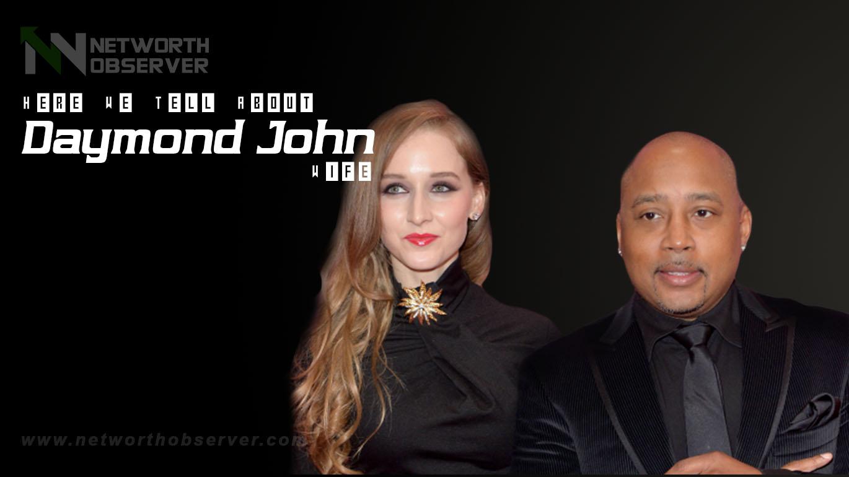 Daymond John Wife