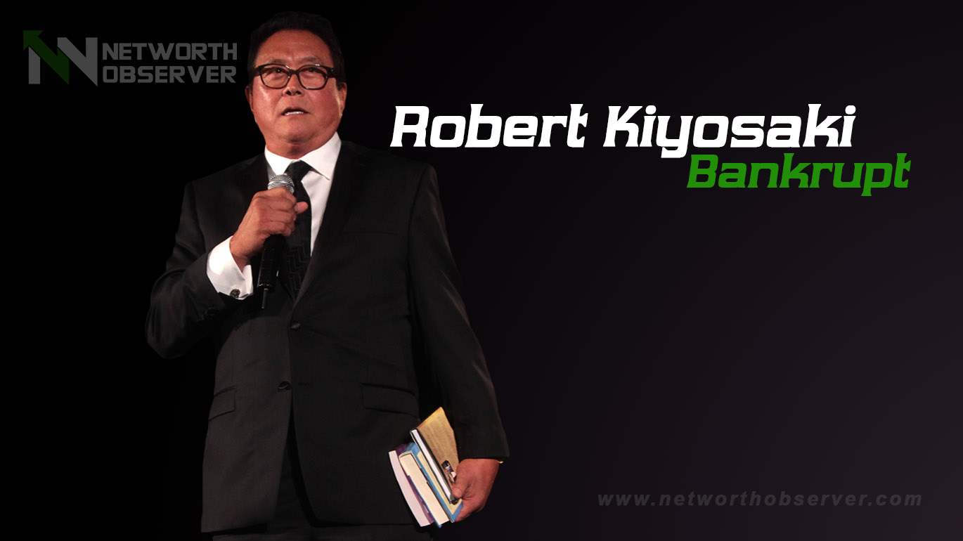 Photo of Is Robert Kiyosaki bankrupt now?