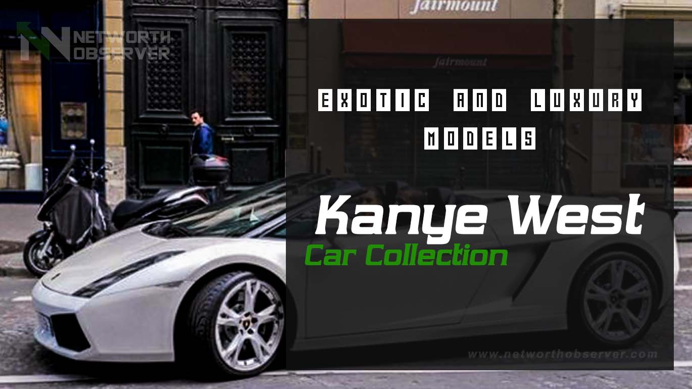 Kanye West Car Collection