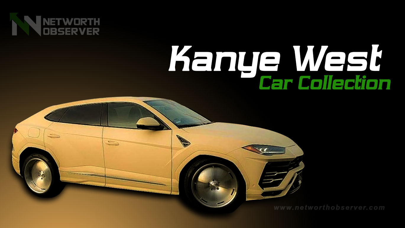 Photo of Kanye West Car Collection