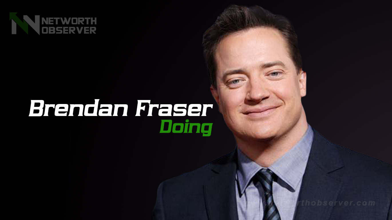 Photo of What is Brendan Fraser Doing Now