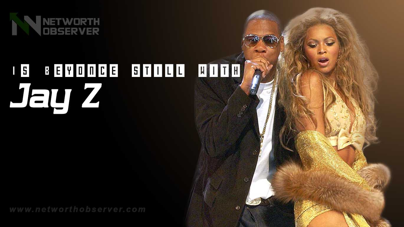 Relationship between Beyonce and Jay Z