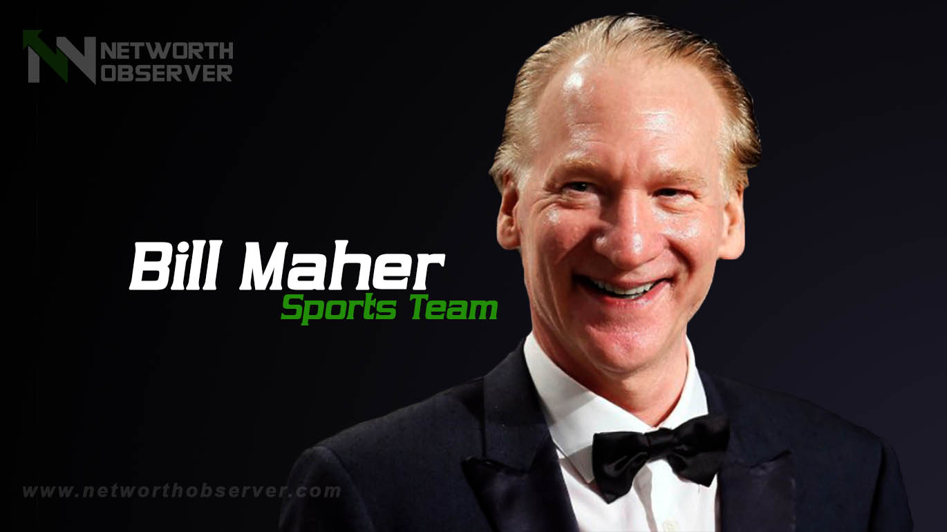 Photo of Does Bill Maher Own a Sports Team
