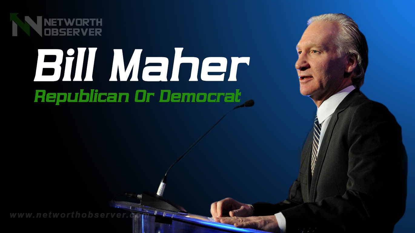 Photo of Bill Maher Republican Or Democrat