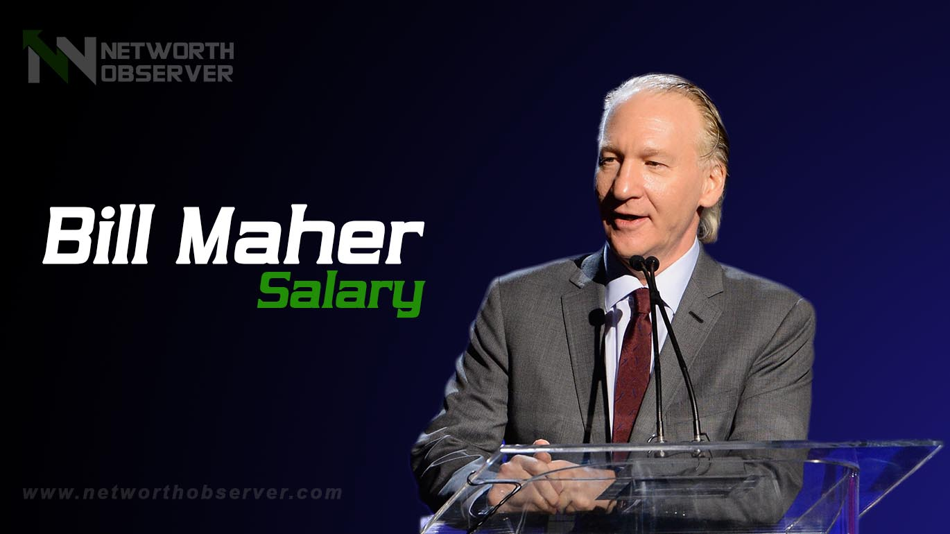Photo of Bill Maher Salary per Episode