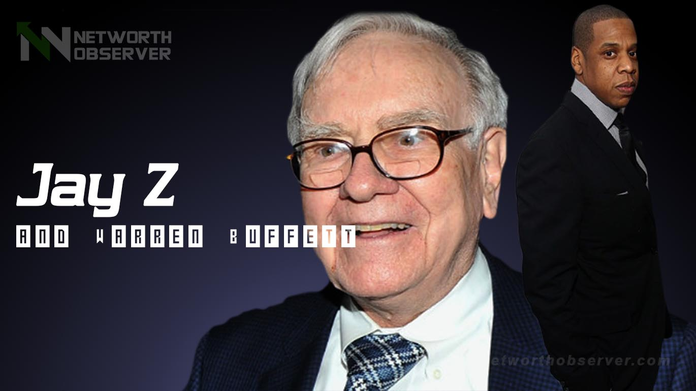 How are Jay Z and Warren Buffett acquainted