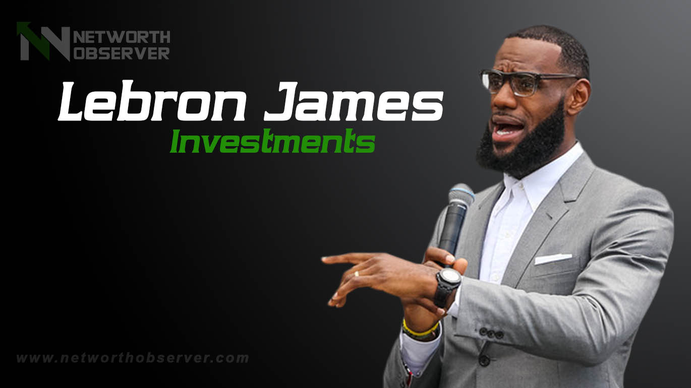 Photo of Lebron James Investments