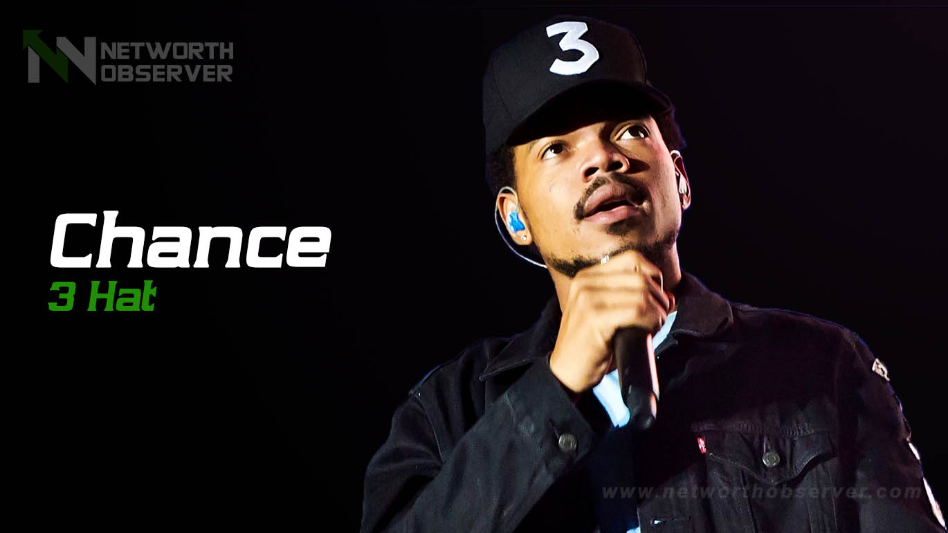 Why does Chance Wear a 3 Hat