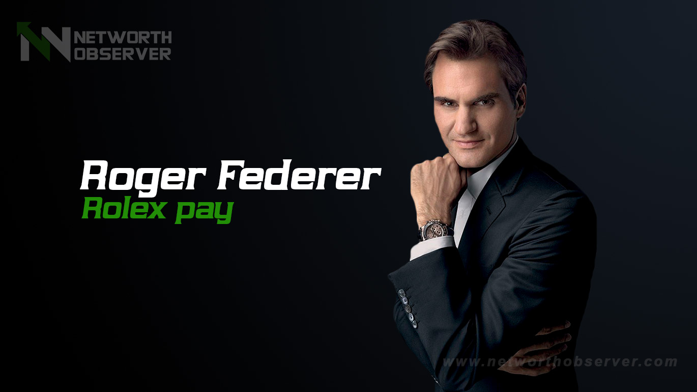 Photo of How much does Rolex pay Roger Federer?
