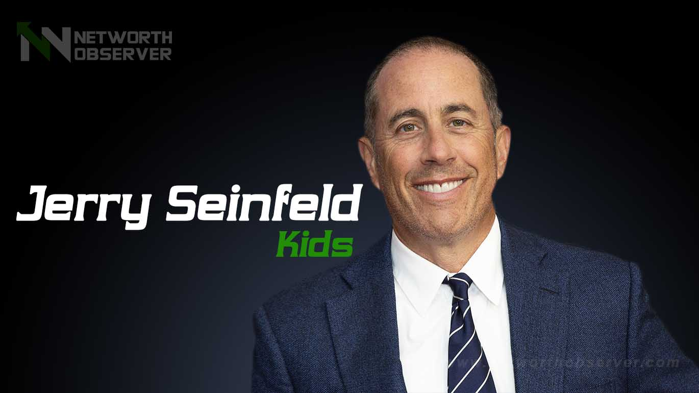 Photo of How many Jerry Seinfeld Kids
