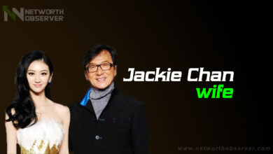 Photo of Jackie Chan wife