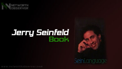 Photo of Jerry Seinfeld Book