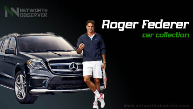 Photo of Roger Federer car collection