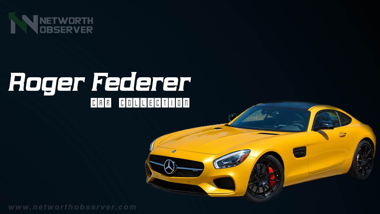 Roger Federer car collection