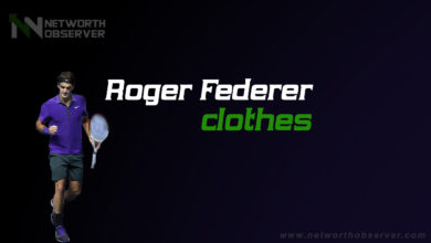 Photo of Roger Federer clothes