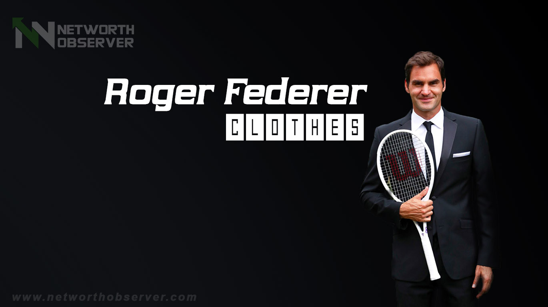 Roger Federer clothes