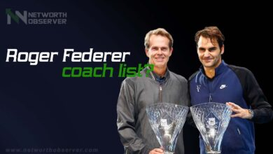 Photo of Roger Federer coach list?